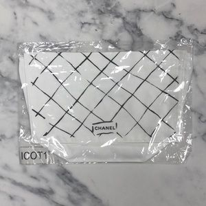 3423f152592c85 NEW 2019 Authentic Chanel Lagerfeld Dust Bag ICOT1